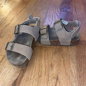 Carters Well loved toddler size 6 sandals